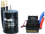 Střídavé combo Black Magic 540 4P 3250kV/reg.50A