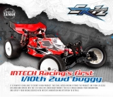 RC buggy 2WD Intech